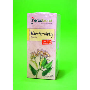 Herbatrend Hársfavirág Tea Filteres 20x2,5g