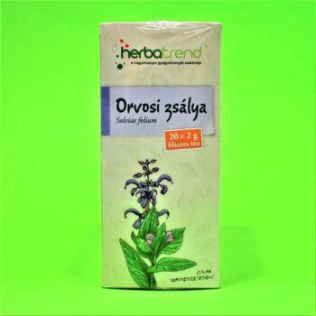 Herbatrend Orvosi Zsálya Filteres Tea 20x2,5g