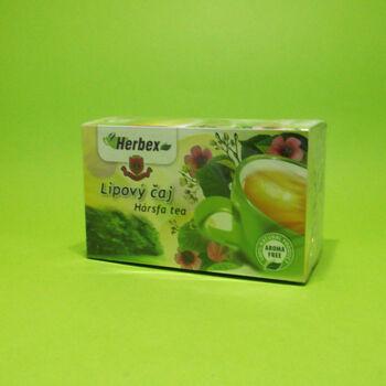 Herbex Hársfavirág tea filteres 20x1,5g
