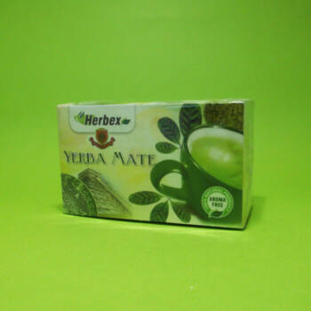 Herbex Mate tea 20x1,5g