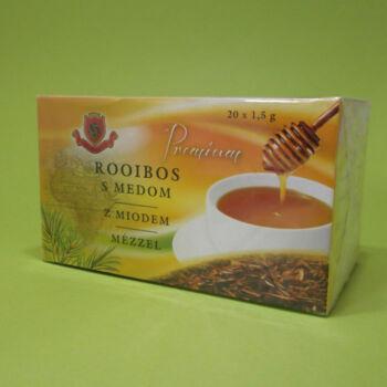 Herbex Rooibos tea mézzel filteres 20x1,5g