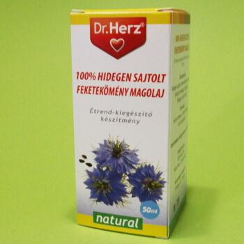 Dr. Herz Feketekömény magolaj 50ml