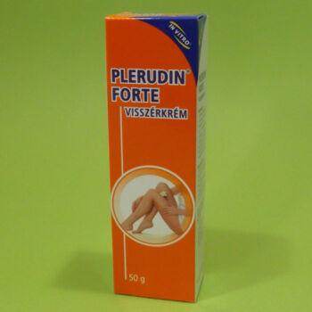 In vitro Plerudin Forte visszérkrém 50g