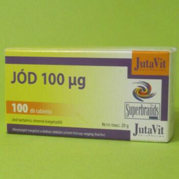 Jutavit Jód tabletta 100db