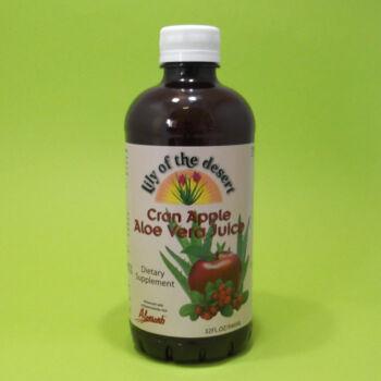 Lily Aloe Vera Juice Alma Áfonya ízű 946ml