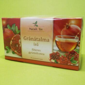 Mecsek Gránátalma ízű gyümölcstea 20x2g