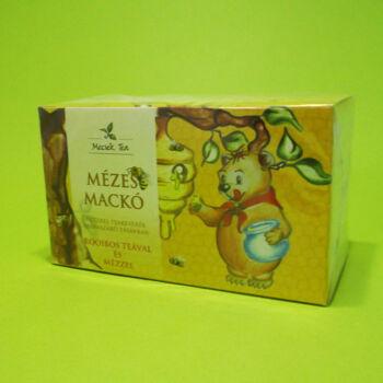 Mecsek Mézes Mackó teakeverék filteres 20x1,5g