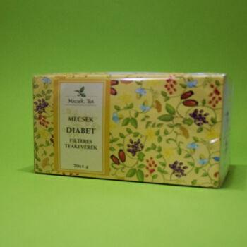 Mecsek Diabet teakeverék filteres 20x1g