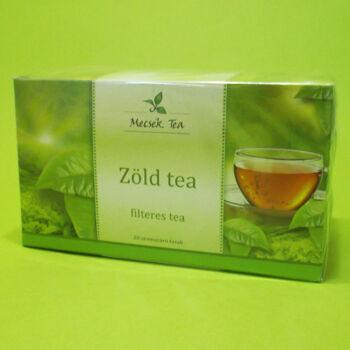 Mecsek Tea Zöld Tea Filteres 20db