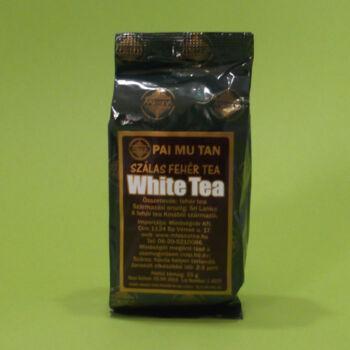 Mlesna Fehér Tea Szálas 25g
