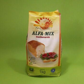 Naturbit Alfa-mix lisztkeverék 1000g