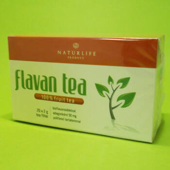 Flavan Gyümölcstea filteres 20x2g