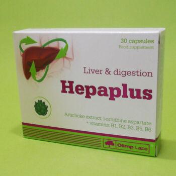 Olimplabs Hepaplus Articsóka kapszula 30db