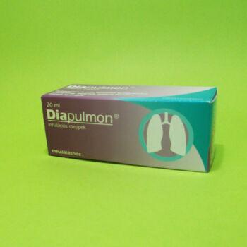 Diapulmon inhalációs cseppek 20ml