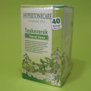 Pavel Vana Hypertonecare teakeverék filteres 40x1,6g