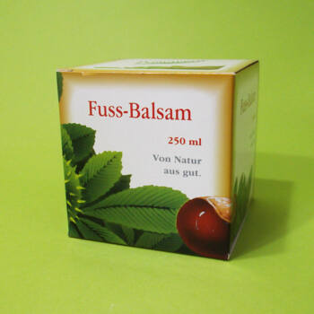 Primavera Fuss balzsam Lábbalzsam 250ml