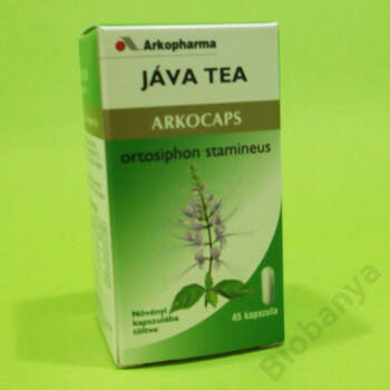 Arkocaps Jáva tea kapszula 45db