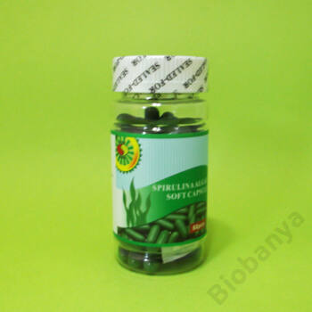 Big star Spirulina tabletta 60db