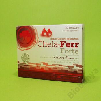 Natur tanya Chela-Ferr Forte kapszula 30db