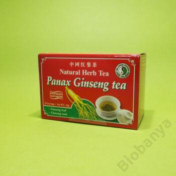 Dr. Chen Panax ginseng tea 20x2,2g