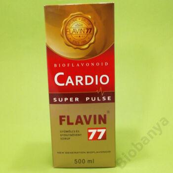 Flavin 77 Cardio szirup 500ml