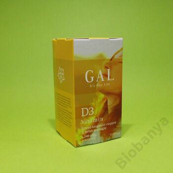 Gal D3-vitamin csepp 4000NE 30ml