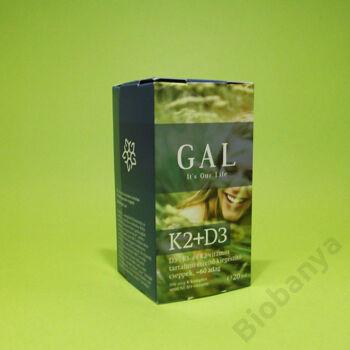 Gal K2-D3-vitamin csepp 20ml