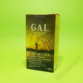 Gal Omega-3 lágyzselatin kapszula 60db