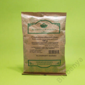 Herbária Csipkebogyó áltermés (hús) 100g
