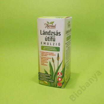 Innopharm Herbal Lándzsás útifű emulzió echinacea+c-vitamin 150ml