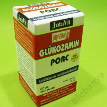Jutavit Glükozamin porc kapszula 60db