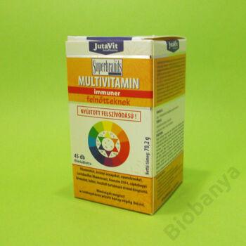 Jutavit Multivitamin Felnőtteknek tabletta 45db