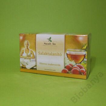 Mecsek Salaktalanító tea filteres 20x1,2g