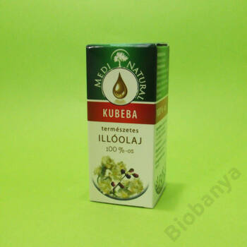 Medinatural Kubeba illóolaj 10ml