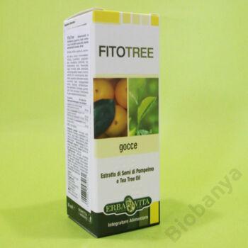 Natur tanya Fitotree Grapefuit és teafaolaj 30ml