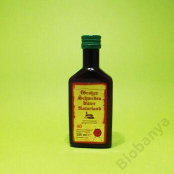 Naturland Svédcsepp 40 gyógynövény 1% alkohol 100ml