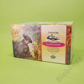 Pannonhalmi Salaktalanító teakeverék filteres 20x1,5g