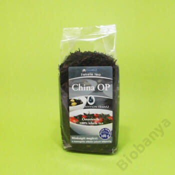 Possibilis China OP fekete tea 100g
