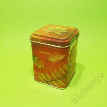 Possibilis Zöld tea Karácsonyi fémdobozban 50g