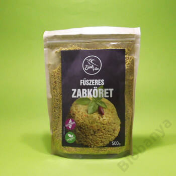 Szafi Free Zabköret Fűszeres gluténmentes 500g