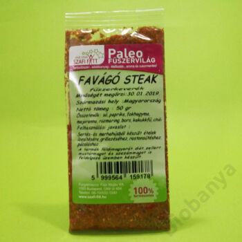 Szafi Reform Paleo fűszervilág Favágó steak fűszerkeverék 50g