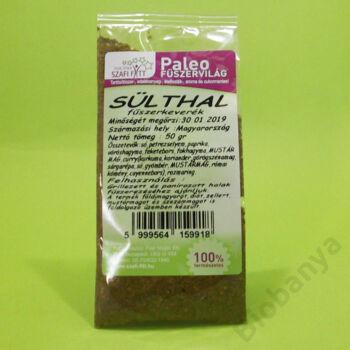 Szafi Reform Paleo fűszervilág Sült hal fűszerkeverék 50g
