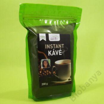 Szafi Reform Instant kávé 100% robusta 200g