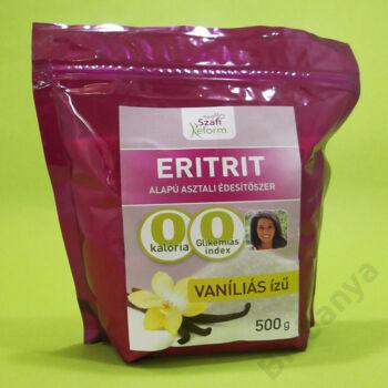 Szafi Reform Eritrit vaníliás 500g