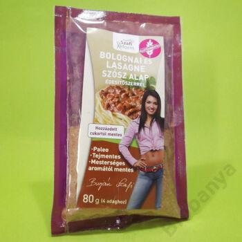 Szafi Reform Bolognai és lasagne szósz alap édesítőszerrel gluténmentes 80g