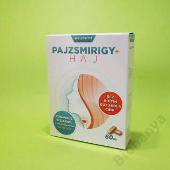 Yespharma Pajzsmirigy-haj kapszula szelénnel 60db