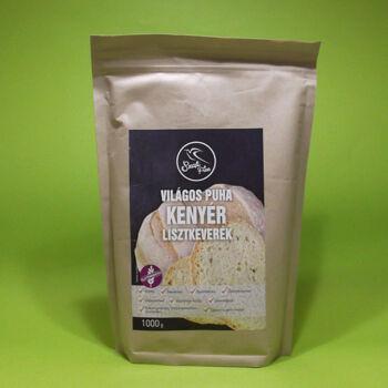 Szafi Free lisztkeverék Puha kenyér világos gluténmentes 1000g