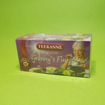 Teekanne Szilva-fahéj filteres tea 20x