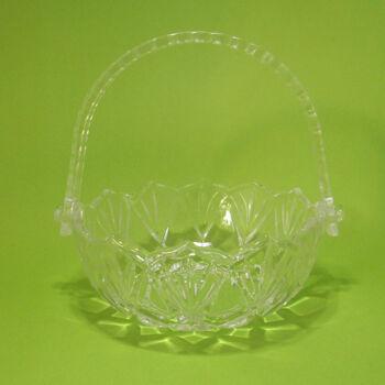 Üveg kosár