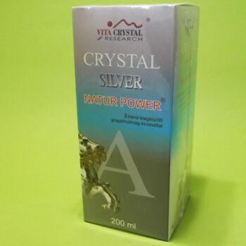 Vita Crystal ezüst kolloid 200ml